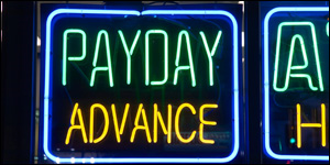 Dodd Frank Update on site for payday lending hearing Thursday